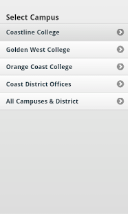 Coastline Community College- screenshot thumbnail