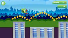 Turtle Runner Ninja Jumpのおすすめ画像2