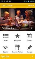 Screenshot of Das Chadim