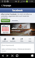 Screenshot of effect®house