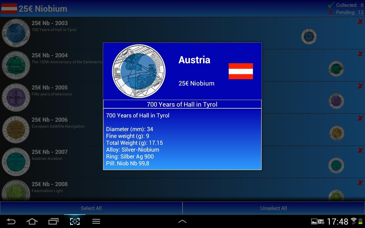 Euro Austria Commemorative- screenshot
