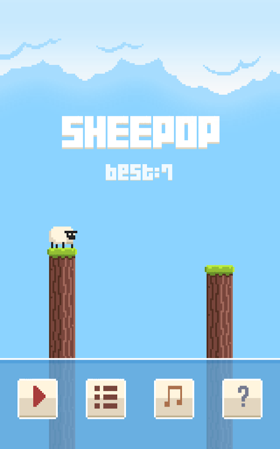 Sheepop- screenshot