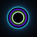Galaxy Color Halo HD LWP Free icon
