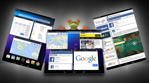 Floating Browser Pro