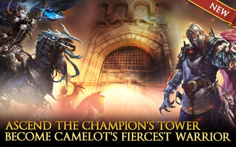 android Heroes of Camelot Screenshot 12