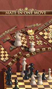 Mate in One Move: Chess Puzzle
