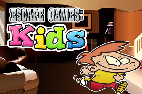 逃脱游戏:孩子