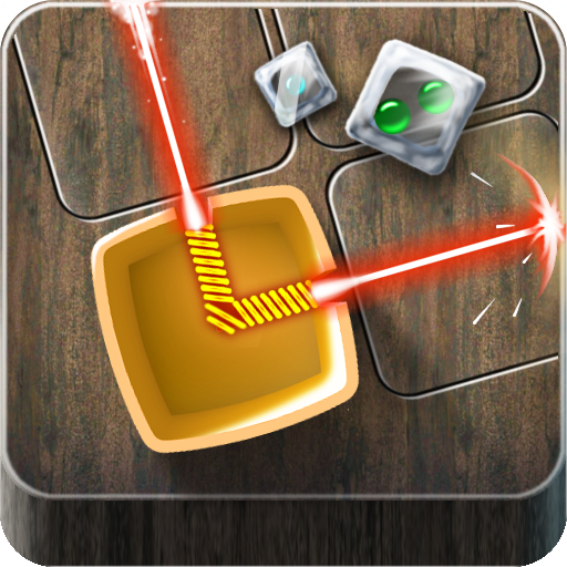 Laser Box - Puzzle Android APK Download Free By DONTECO