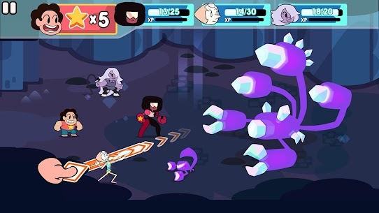 Steven Universe: Attack the Light v1.0.1 Mod APK+OBB 10