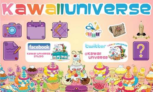 Kawaii Universe- screenshot thumbnail