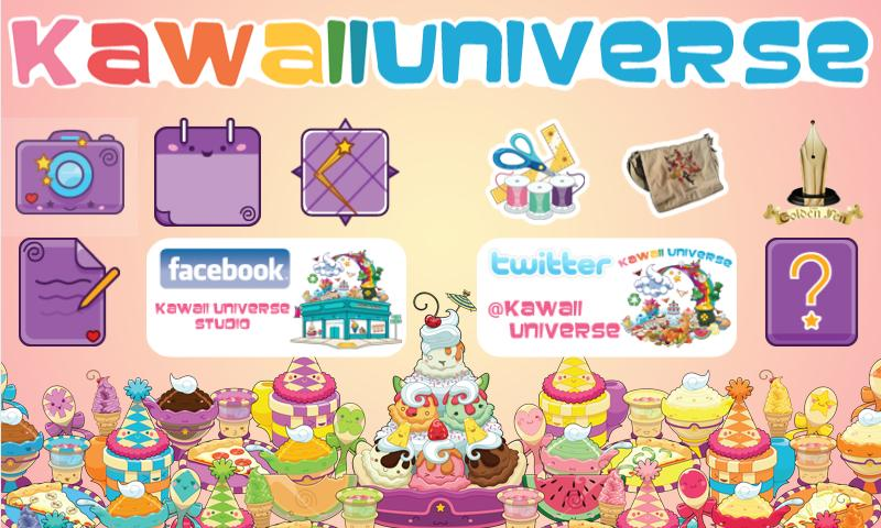 Kawaii Universe- screenshot