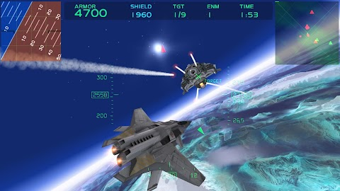 Fractal Combat X (Premium) Screenshot 2