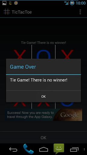 休閒必備APP下載 Tic Tac Toe - 3 in a row FREE 好玩app不花錢 綠色工廠好玩App