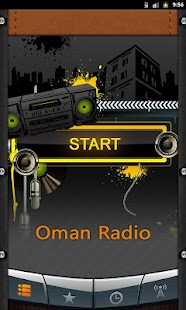 Oman Radio - screenshot thumbnail