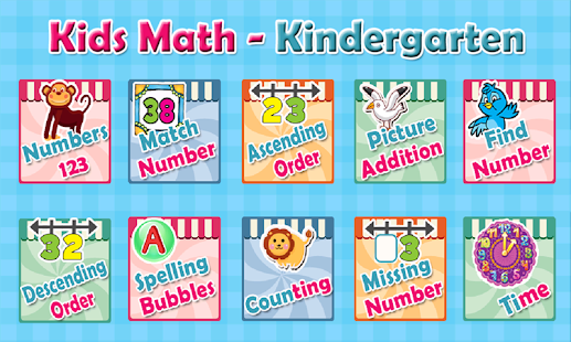 Kids Math - Kindergarten - Apps on Google Play