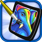 Coloring Book Of Ganesha icon