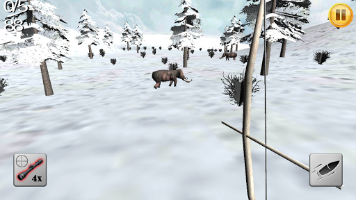 Ice Age Mamooth Hunt 3D