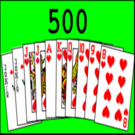 紙牌必備App|500 card game LOGO-綠色工廠好玩App