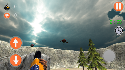 Orange Can Shooter 3D