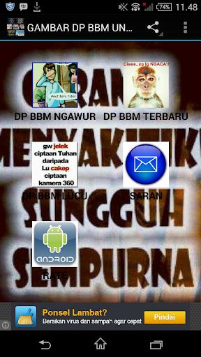 DP BBM UNIK