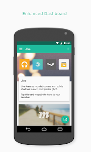Jive - Icon Pack- screenshot thumbnail