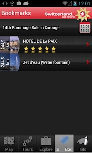 City Guide Genève - screenshot thumbnail
