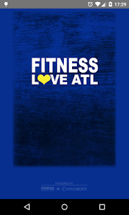 Fitness Love ATL- screenshot thumbnail