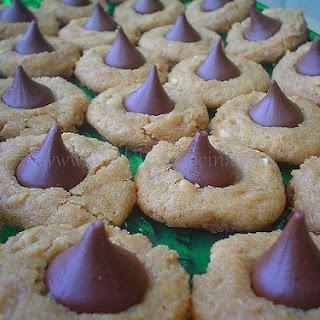Reese's-flavored Cookies.