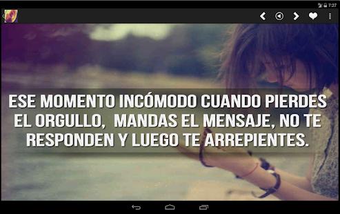Frases De Amor Hd Google Play Ilovalari