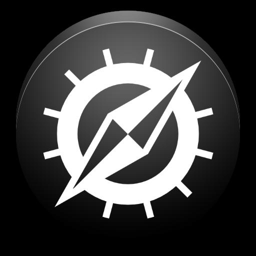工具App 指南針臨 LOGO-3C達人阿輝的APP