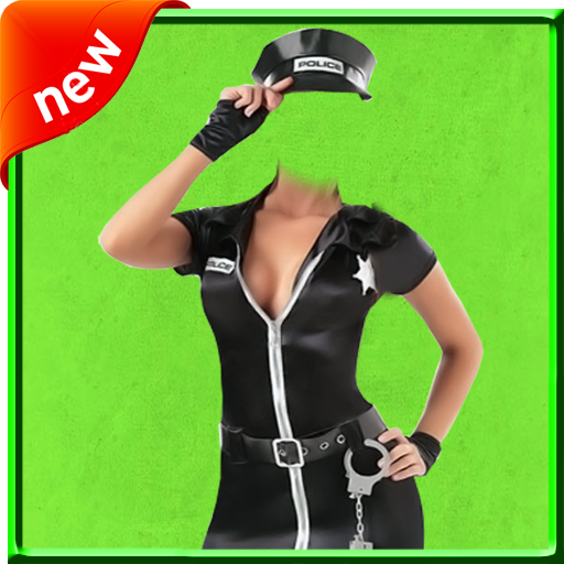 Women police suit 攝影 App LOGO-APP試玩