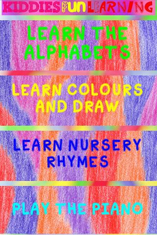 Kiddies Fun Learning