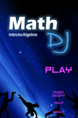 Math DJ: Intro to Algebra