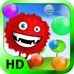 Monster Bubble Shooter HD for PC and MAC
