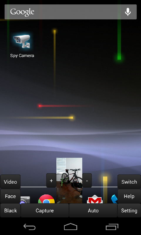 Spy Camera PRO - screenshot