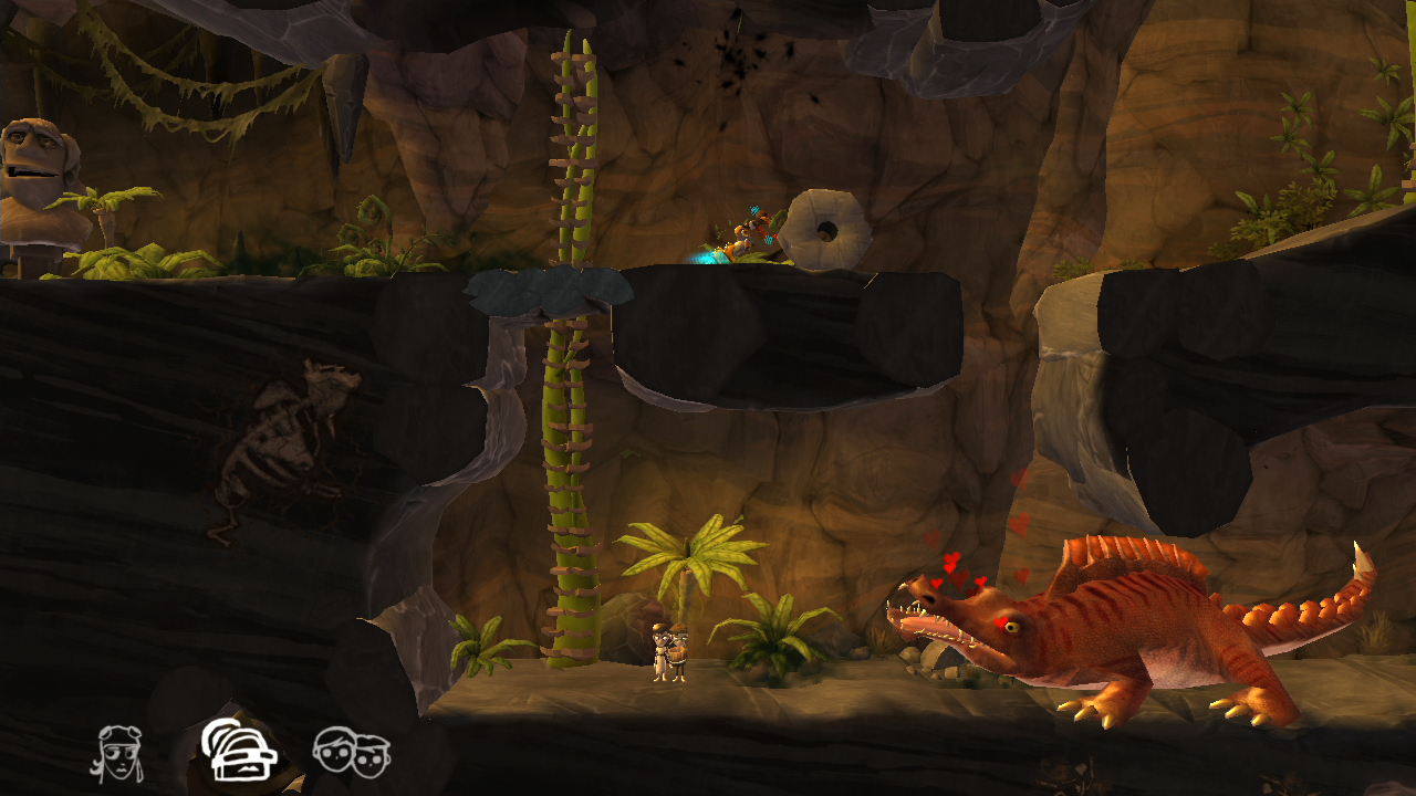 The Cave- screenshot
