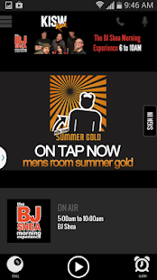 KISW 99.9 FM SEATTLE- screenshot thumbnail