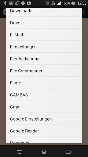 【免費工具App】GAMBAS Voiceprint Launcher-APP點子