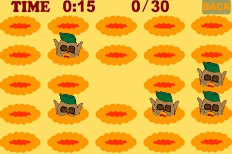 Mole Game Advanced - screenshot thumbnail
