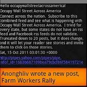 Occupy Wall Street America