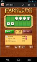 Screenshot of Farkle Dice DLX (Ad-Free)