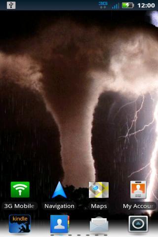 Tornado Storm Live Wallpaper APK