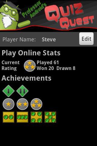 Quiz Quest Multiplayer- screenshot