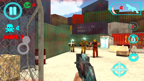 Recineration Zombie Survival- screenshot thumbnail