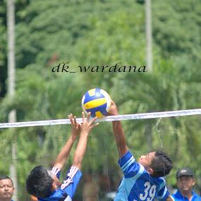 battle.... by Danang Kusumawardana - Sports & Fitness Other Sports