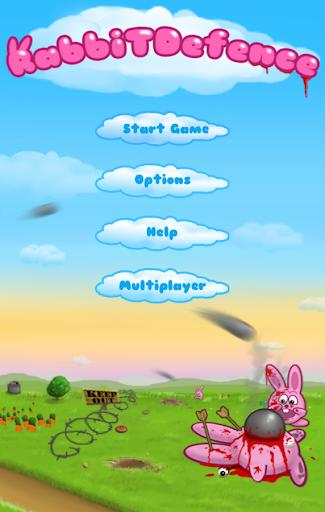 Rabbit Defense Multiplayer