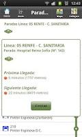 Screenshot of Buses de Córdoba