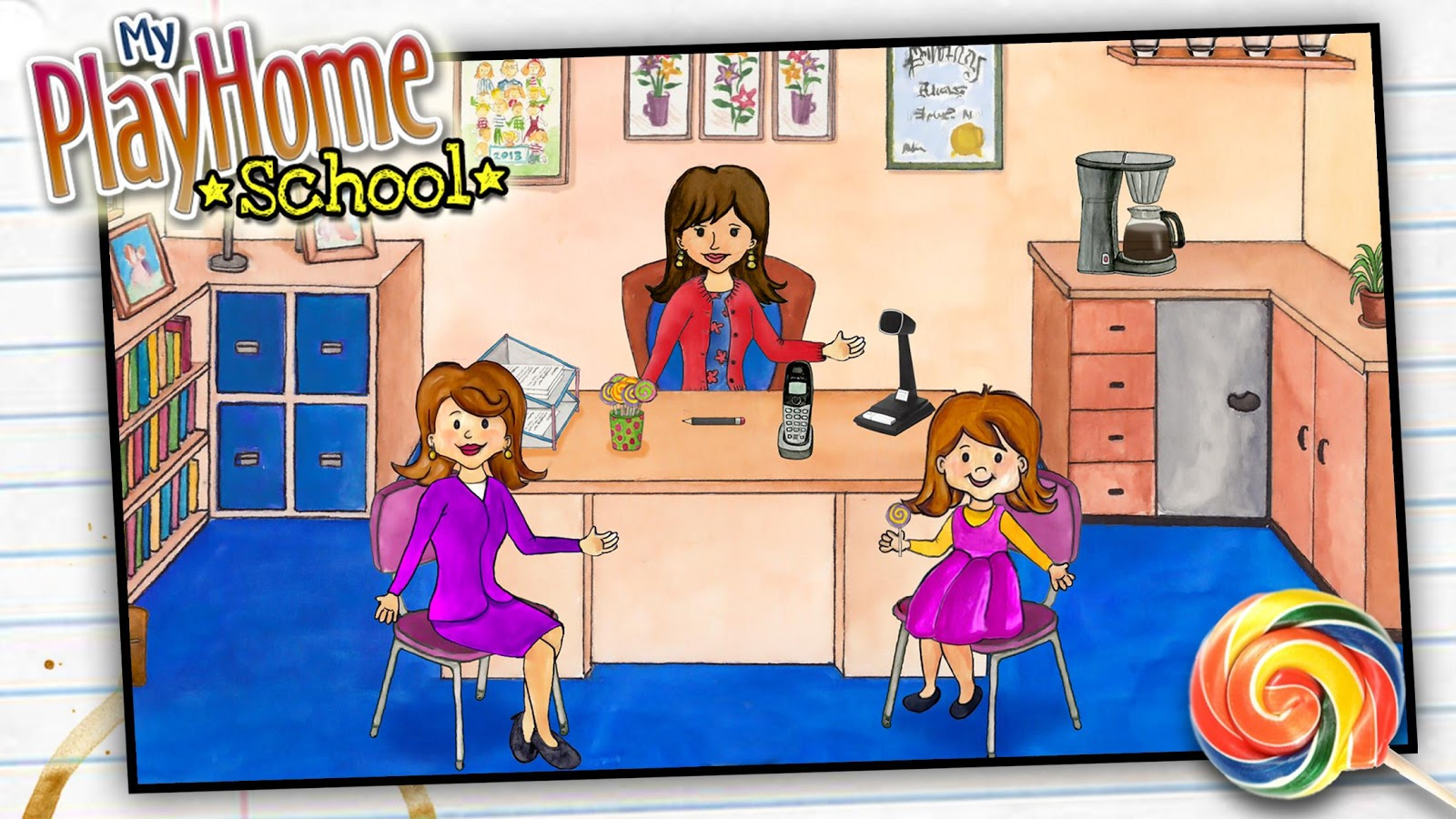 My Playhome School Android Apps On Google Play