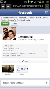 Gerard Butler - screenshot thumbnail