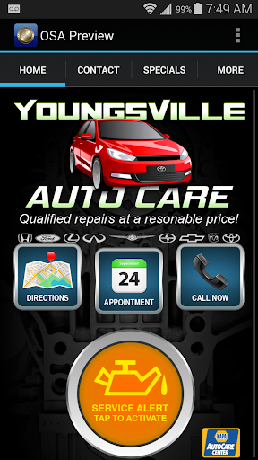 Youngsville Auto Care
